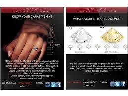 lazare diamond review lazare kaplan international unveils the lazare diamond 4c app