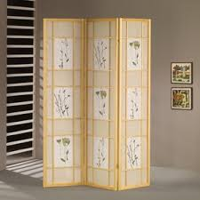 Arthouse Room Divider 3 Panel Room Dividers You U0027ll Love Wayfair