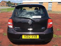 nissan micra boot switch used 2012 nissan micra 1 2 dig s acenta 5dr for sale in lancashire