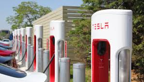 Tesla Supercharger Map Tesla Has Now Installed Over 2 500 Superchargers The Growth Of