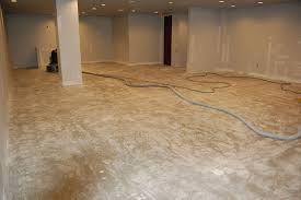 commercial epoxy floor showroom beazer homes raleigh nc witcraft