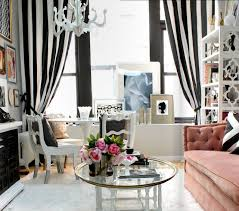 Black White Stripe Curtain 43 Best Black And White Striped Curtains Images On