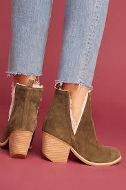 orwell boot jeffrey cbell orwell shearling lined boots anthropologie