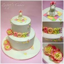 christening cake cake by zoepop cakes