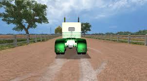 w900l kenworth trucks 2007 kenworth w900l flattop truck v1 farming simulator 2017