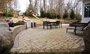 interlocking patio bricks large brick paver patterns large paver