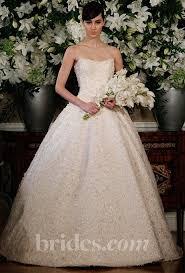 blush wedding dress trend fall 2013 wedding dress trends wedding dresses brides com brides