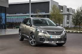 peugeot 3008 2017 black new peugeot 3008 starts from 21 795 in uk brings standard i cockpit
