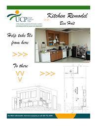 Kitchen Remodel Project Kitchen Remodel Project Ucp Of San Joaquin Calaveras U0026 Amador