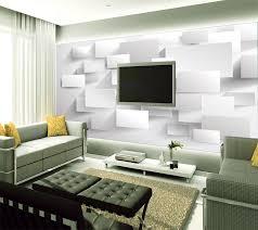 3d Wallpaper For Home Wall India Aliexpress Com Buy Custom Modern Wallpaper 3d Box Photo Mural