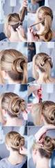 Elegant Chignon Hairstyle by 12 Trendy Low Bun Updo Hairstyles Tutorials Easy Cute Popular