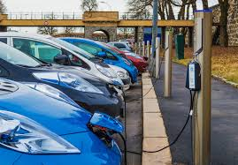 electric cars charging with norway in lead europe set for surge in electric vehicles
