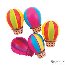 Easter Decorations Oriental Trading by Air Balloon Plastic Easter Eggs Oriental Trading Discontinued