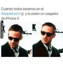 Iphone 4 Meme - los mejores memes del lanzamiento del iphone 7 que nos van a