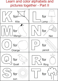 printable alphabet line coloring letters for kids free printable alphabet coloring pages