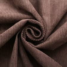 Corduroy Sofa Fabric Luxury Corduroy Needlecord Stripe Cord Velvet Curtain Cushion