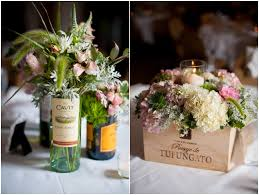 wine themed centerpieces 6353