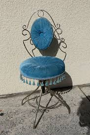 Vintage Vanity Chair Furniture Antique Price Guide