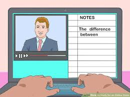 6 hours class online how to study for an online class 12 steps with pictures