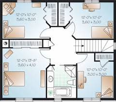 European Floor Plans Plan 23 730 Houseplans Com Casas Pinterest