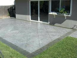 Concrete Backyard Ideas Patio Ideas Patio Hardscape Ideas Modern Residential Landscape