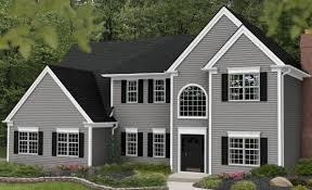 grey paint color ideas for house exterior new grey exterior house