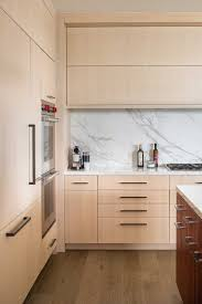 Gilmer Kitchens by Modern Kitchen With Red Island In Washington D C