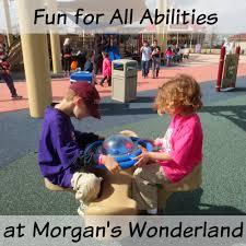 morgan hill halloween city fun for all abilities at morgan u0027s wonderland