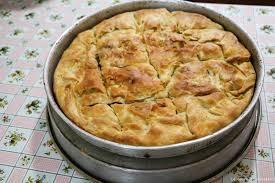 cuisine albanaise recette albanaise le byrek de le gourmand voyageur