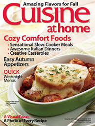 cuisine at home cuisine at home magazine