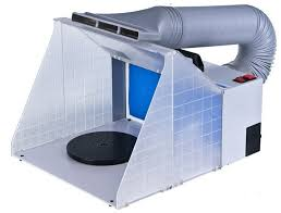 spray booth extractor fan portable spray booth extractor fan with filters car builder