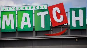 supermarch match la madeleine siege la madeleine les supermarchés match redressent la barre la voix