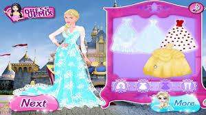 dress up games barbie princess prom dress wedding dress