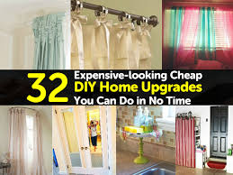 diy home renovation on a budget surprising cheap home improvement ideas 40 for those on a serious