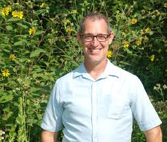 dan stern new director of horticulture at the north carolina