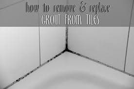 How To Remove Bathroom Mold Plumbworld Blog How To Remove And Replace Grout From Tileshow To