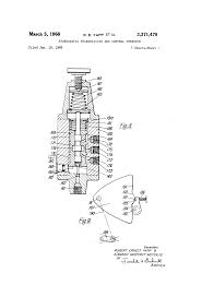 patent us3371479 hydrostatic transmission and control therefor