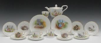 beatrix potter tea set beatrix potter tea set search for the cottage