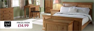 Next Day Delivery Bedroom Furniture Lpd Bedroom Furniture Up To 60 Rrp Next Day Select Day Delivery