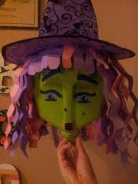 Tomato Cage Milk Jug Witch Tomato Cage Uses Pinterest by Diy Witch Milk Jug Construction Paper Paint Glue And A