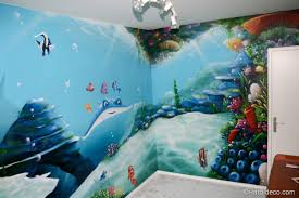 dessin mural chambre fille merveilleux dessin mural chambre fille 9 peinture fresque murale