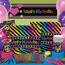 neon party supplies neon birthday special events party supply store in ak