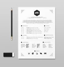 resume resume design examples