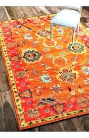 Area Rugs Orange Burnt Orange Area Rug Burnt Orange 5 7 Area Rug Thelittlelittle
