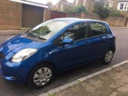 Yaris Toyota 2006 2006 Toyota Yaris T3 Blue 998cc Petrol 5 Speed Manual Hatchback