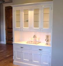 built in kitchen designs built in kitchen hutch with glass doors white design trends custom
