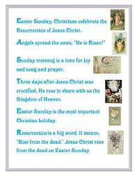 religious easter songs for children items similar to religious easter letter for kids acrostic