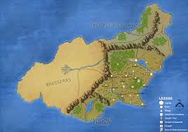 Dnd World Map by Image High Rollers Map Of Arrak Detailed Jpg Yogscast Wiki