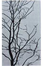 fancy idea tree rug modest design tree branches grey rug