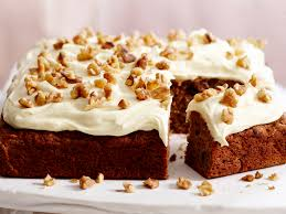 carrot and walnut cake recipe food to love